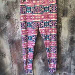 NWOT Lularoe Leggings, size TC